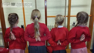 Yoga Wellbeing yoga in schools
