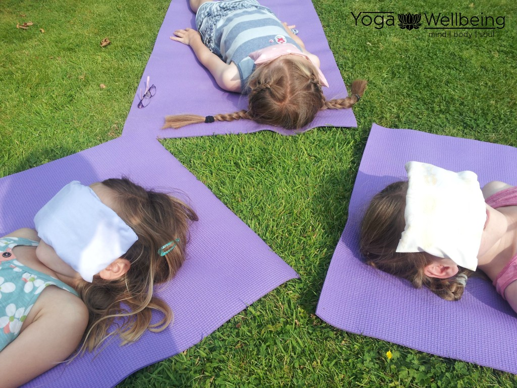 School's yoga Worcestershire