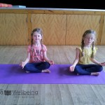 Children's yoga Worcestershire