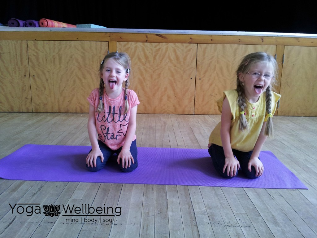 Children's yoga South Birmingham