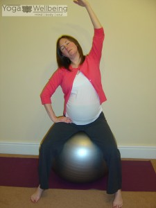 Pregnancy Yoga Worcester
