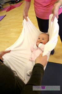 Yoga Wellbeing Baby yoga Droitwich