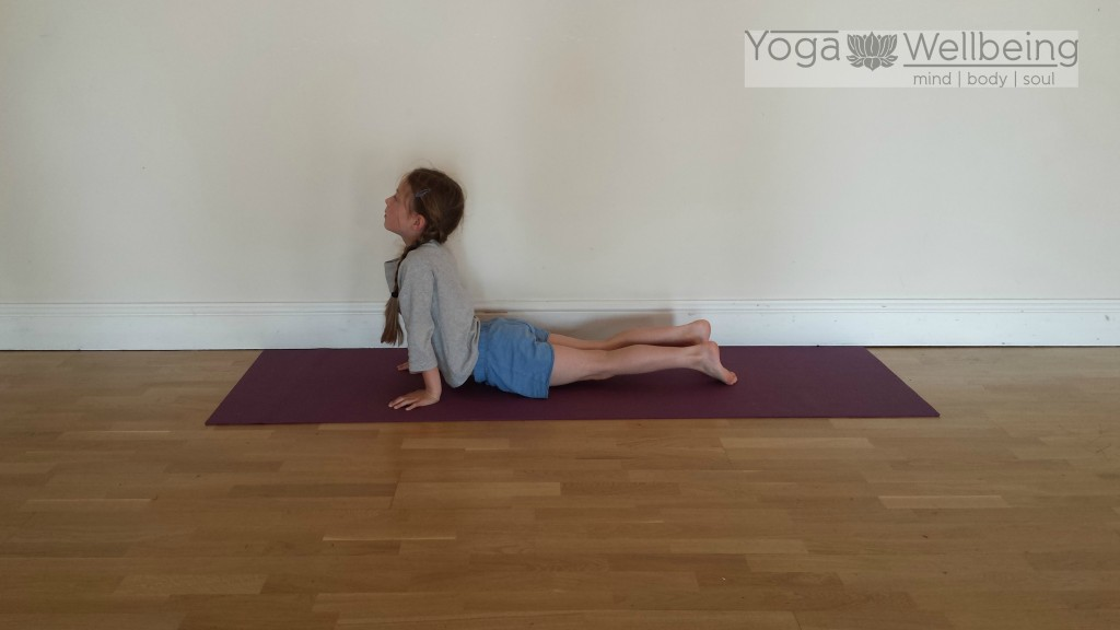 Yoga-wellbeing.co.uk  Dog face up child