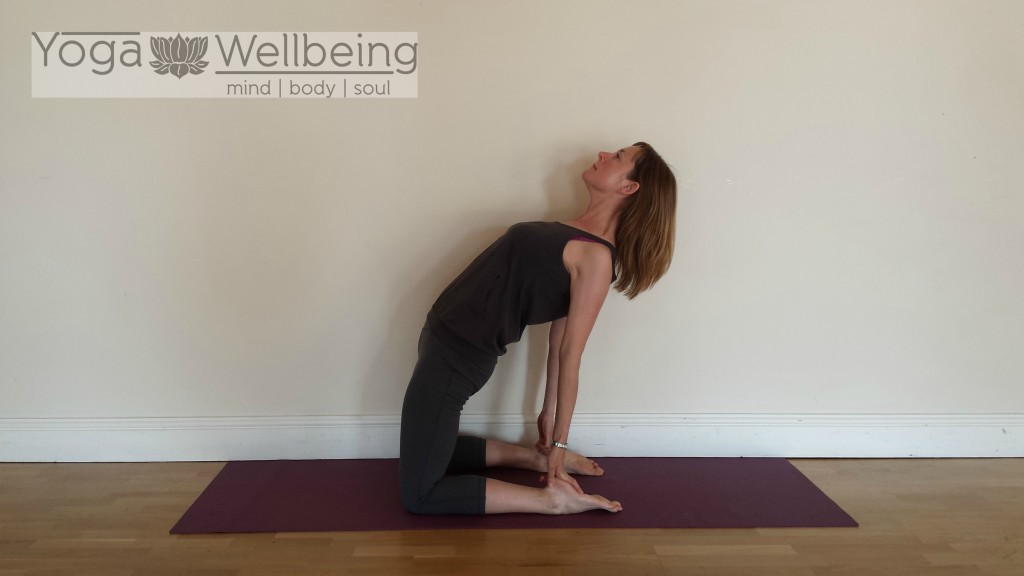 Yoga-wellbeing.co.uk  Ustrana camel