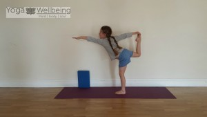 Yoga-wellbeing.co.uk  dancer child