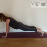 Yoga-wellbeing.co.uk plank